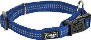 AniOne kutya nyakörv Comfort kék M 35-53 cm