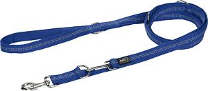 AniOne kutya póráz Comfort kék M 2m