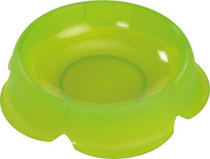 AniOne műanyag tál Flower zöld 200 ml