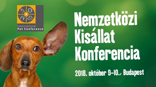 Nemzetközi Kisállat Konferencia Budapesten