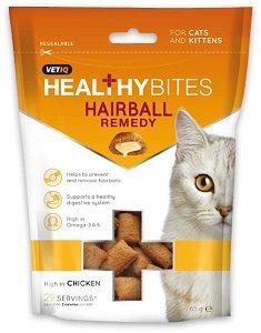 Mark & Chappell jutalomfalatok/vitaminok (többféle) Pl. snack Deffur-UM/Hairball 65g