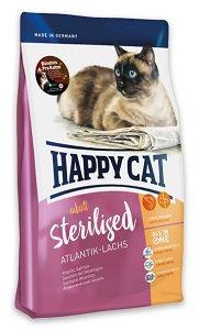 Happy Cat Supreme száraz eledel 1,4 kg (macska/többféle) Pl. F+W adult steril lazac 1,4kg
