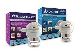 CEVA Feliway/Adaptil Classic párologtató&utántöltő