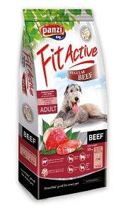 FitActive száraz eledel 15 kg (kutya/többféle) Pl. Regular marha 15kg