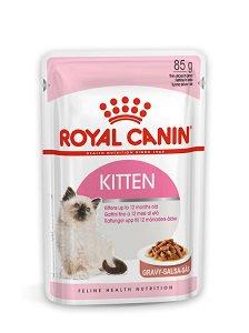 ROYAL CANIN tasakos eledel (macska) Pl. Kitten Instinctive gravy 85g