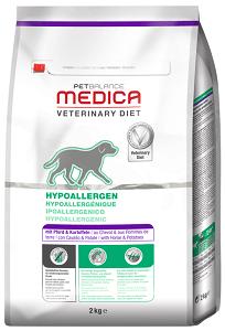 Pet Balance Medica hipoallergén lóhús 2kg