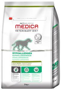 Pet Balance Medica hipoallergén kacsa 2kg