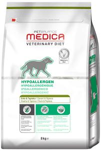 Pet Balance Medica hipoallergén kacsa 8kg