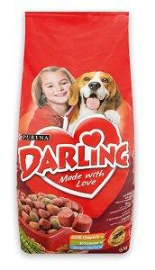 DARLING száraz eledel kutya, Pl. hús&zöldség 15kg