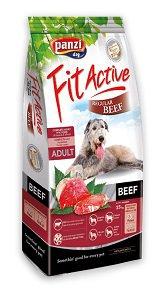 FitActive száraz kutya eledel 15kg (többféle) Pl. Regular marha