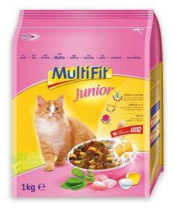 -20% a legnépszerűbb MultiFit macska eledelekre Pl. MultiFit Junior csirke 1kg