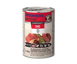 PREMIERE Raw konzerv marha 400g