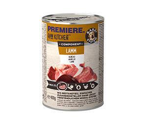 PREMIERE Raw konzerv bárány 400g