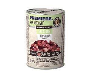PREMIERE Raw konzerv vadhús mix 400g