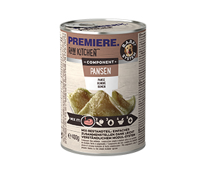 PREMIERE Raw konzerv pacal 400g