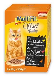 -20% a legnépszerűbb MultiFit macska eledelekre Pl. MultiFit tasak MP ragu 6x50g
