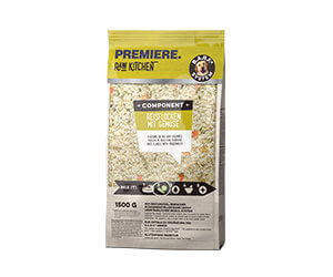 PREMIERE Raw rizspehely&zöldség 1,5kg