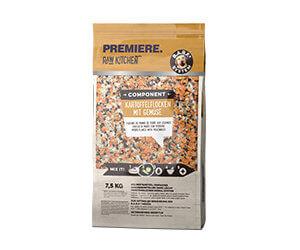 PREMIERE Raw burgonyapehely&zöldség 7,5kg