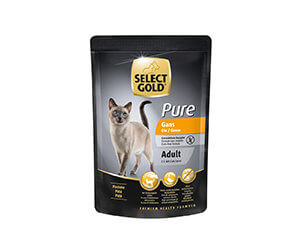 SELECT GOLD Pure tasak adult liba 85g