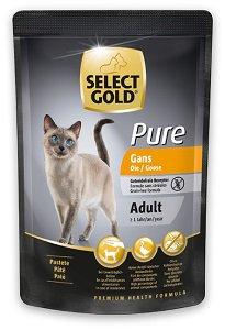 SELECT GOLD Pure tasakos macska eledel 85g