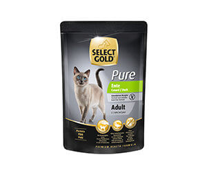 SELECT GOLD Pure tasak adult kacsa 85g