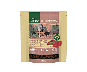 Real Nature Wilderness adult desert sands 1kg