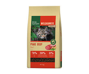 Real Nature Wilderness adult pure marha 7kg