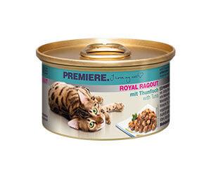 PREMIERE Royal Ragout konzerv adult ragu tonhal 85g