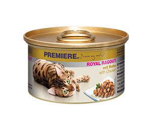PREMIERE Royal Ragout konzerv adult ragu csirke 85g
