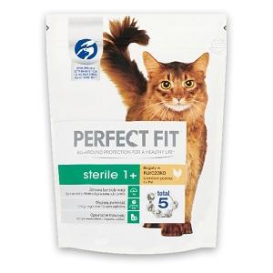 PERFECT FIT macska száraz eledel (többféle) Pl. Sterile 750g