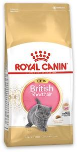 ROYAL CANIN kölyök fajtatápok 400g/2 kg Pl. Brit rövid kitten 400g