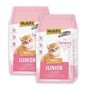 2 db MultiFit It's me macska száraz eledel 1,4kg vásárlása esetén 1 db ára: