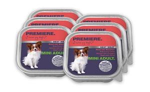 6 db PREMIERE Best Meat tálkás kutya eledel 100g vásárlása esetén 1 db ára: