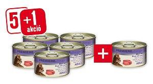 5+1 PREMIERE Meat Menu konzerv 100g vásárlása esetén 1 db ára: