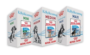 ROYAL CANIN SHN kutya kölyökcsomag Pl. medium puppy