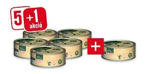 5+1 REAL NATURE Classic konzerv 100g vásárlása esetén 1 db ára: