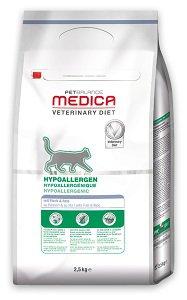 PET BALANCE MEDICA macska száraz eledel 2,5kg