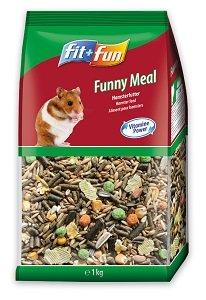 fit+fun eledel kisemlősöknek (többféle) Pl. hörcsögnek 1kg