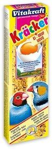 Vitakraft duplarúd (többféle) Pl. tojásos pintynek 60g