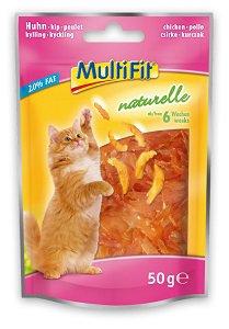 MultiFit Naturelle cica jutalomfalat 50g (többféle)