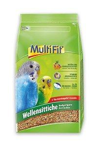 MultiFit eleség díszmadaraknak 1 kg (többféle) Pl. hullámospapagájnak