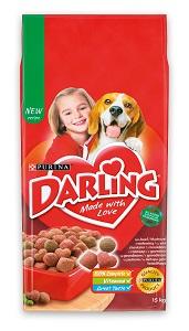 Darling kutya száraz eledel 15 kg (2-féle)
