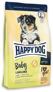 HAPPY DOG Supreme Young száraz kutya eledel (többféle) Pl. Young Baby bárány&rizs 4kg
