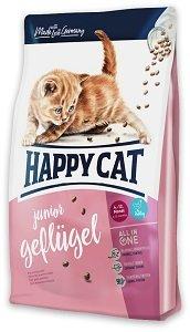 Happy Cat Supreme száraz macska eledel (többféle) Pl. Junior baromfi 300g