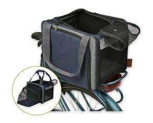 LIMITÁLT PÉLDÁNYBAN - MORE FOR táska biciklire hátra 41x38x6cm