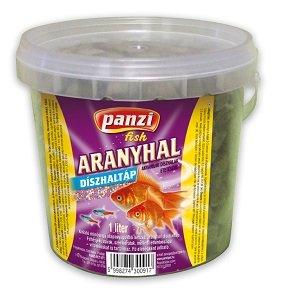 Panzi vödrös hal eledel 1 l (többféle) Pl. aranyhaltáp 1l
