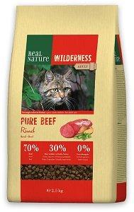 REAL NATURE WILDERNESS száraz eledel (macska) 2,5kg