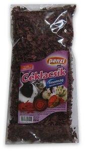 Panzi snack kisemlősöknek Céklacsík 450ml/zöldségmix 450ml/csipkebogyó 350ml