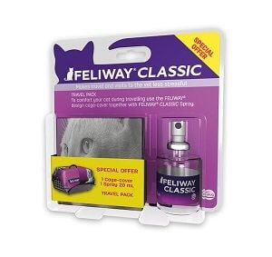 Feliway Classic Pl. utazó csomag