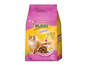 MultiFit junior csirke 4kg